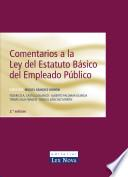 Comentarios a la Ley del Estatuto Básico del Empleado Público (e-book)