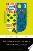 Comentarios reales de los Incas y otros textos