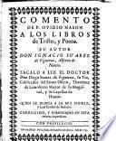 Comento de P. Ovidio Nason a los libros de Tristes y Ponto
