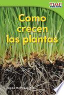 Como crecen las plantas