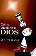 CÓMO ENCONTRAR A DIOS