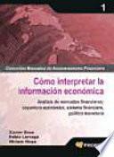 Cómo interpretar la información económica