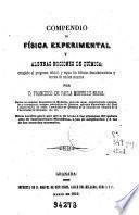 Compendio de física experimental y algunas nociones de química