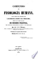 Compendio de fisiología humana, para servir de introduccion á los estudios de la filosofía y de la teología moral