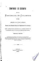 Compendio de geografía de la República de Colombia