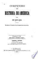 Compendio de historia de América