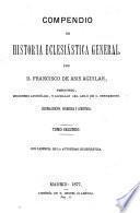 Compendio de historia eclesiástica general