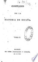 Compendio de la historia de Espana