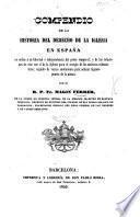 Compendio de la historia de la iglesia en España, etc