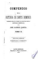 Compendio de la historia de Santo Domingo