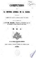 Compendio de la historia general de la Iglesia