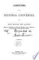 Compendio de la historia universal ...