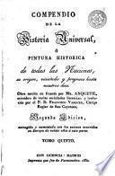 Compendio de la historia universal, ó, Pintura histórica de todas las naciones, 5