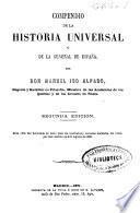 Compendio de la Historia Universal y de la General de España