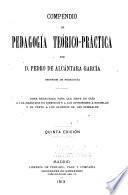 Compendio de pedagogía teórico-práctica