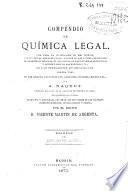 Compendio de química legal