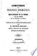 Compendio de Teología Dogmática