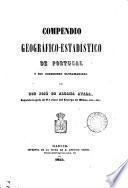 Compendio geográfico-estadístico de Portugal y sus posesiones ultramarinas