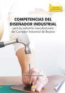 Competencias del diseñador industrial