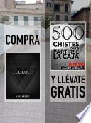 Compra EL CRUCE y llévate gratis 500 CHISTES PARA PARTIRSE LA CAJA