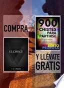 Compra EL CRUCE y llévate gratis 900 CHISTES PARA PARTIRSE