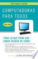 Computadoras para todos, cuarta edicion