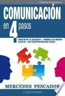 Comunicación en 4 pasos