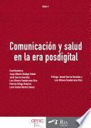 Comunicación y salud en la era posdigital