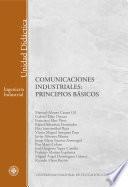 COMUNICACIONES INDUSTRIALES: PRINCIPIOS BÁSICOS