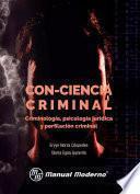 CON-CIENCIA CRIMINAL