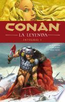 Conan La leyenda (Integral) no 01/04