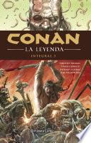 Conan La leyenda (Integral) no 03/04