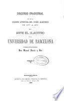 Concepto fundamental del derecho en su desenvolvimiento científico en el siglo XIX