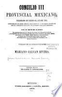 Concilio III provincial mexicano