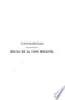 Conferencias del curso de 1879 á 1880
