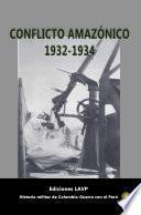 Conflicto amazónico 1932-1934