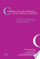 Conflicto armado interno, derechos humanos e impunidad