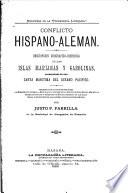 Conflicto hispano-aleman