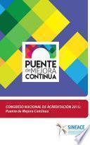 Congreso Nacional de Acreditación 2015