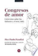 Congresos de amor