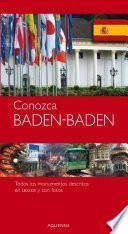 Conozca - Baden-Baden - Stadtführer Baden-Baden