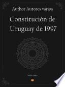 Constitución de Uruguay de 1997