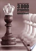 Constitución Española. 3000 preguntas de examen tipo test para oposiciones [2a. Ed]