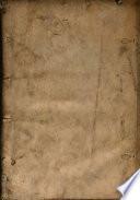 Constituciones sinodales del obispado de Segovia