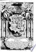 Constituciones Sinodales del Smo Señor Don Fernando Cardenal Infante, Administrador perpetuo del Arcobispado de Toledo, etc
