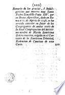 Constituciones y reglas que han de observar los congregantes que son o fueren de la Congregación del Dulcísimo Nombre de María Santísima...