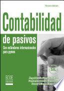 Contabilidad de pasivos con estándares internacionales para pymes