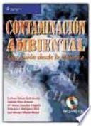 Contaminación ambiental. Una visión desde la química