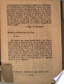 Contestación de un amigo del Intendente... Peralta, al resumen impreso en Sevilla... por el Canonigo Espajo