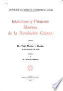 Contribucion a la historia de la independencia de Cuba